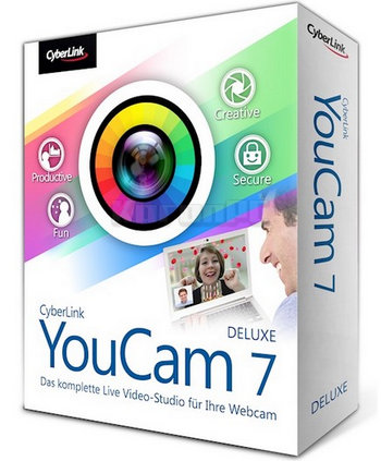 CyberLink YouCam Deluxe 7 Full Version