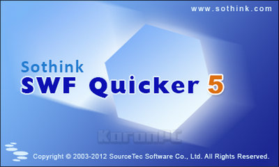 Sothink SWF Quicker 5 6 Build 40851 + Portable [Latest