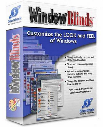 Download Stardock Windowblinds Full