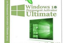 Windows 10 Permanent  Ultimate 2.8