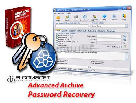 advanced archive password recovery 4.54