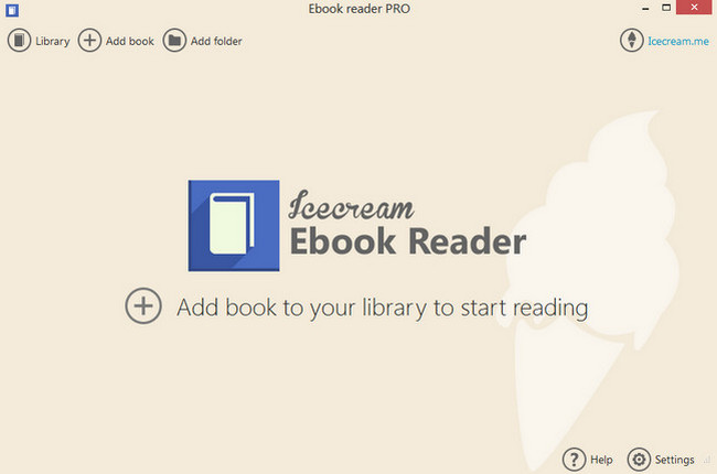 Icecream Ebook Reader 4 full