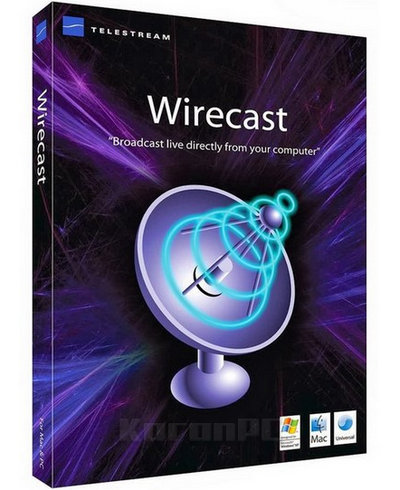 Telestream Wirecast Full Version