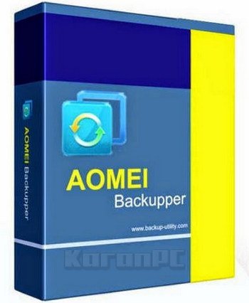 AOMEI Backupper 4.6.1 All Edition [Latest]