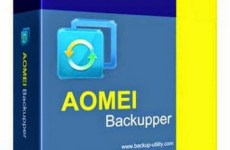 AOMEI Backupper 4.6.0 All Edition [Latest]