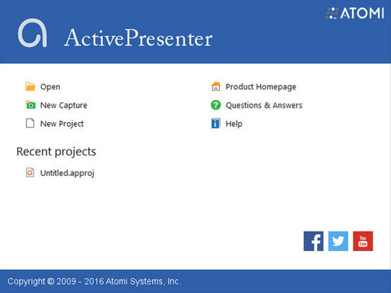 ActivePresenter Professional 7
