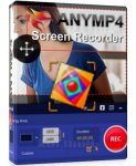AnyMP4 Screen Recorder 1.2.26 [Latest]