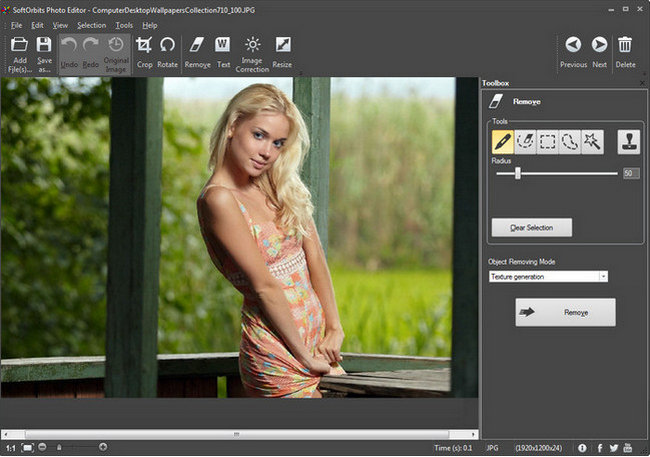 SoftOrbits Photo Editor 3