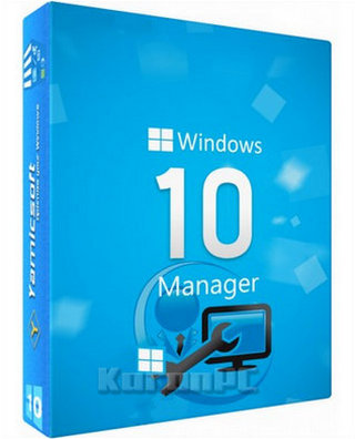 Yamicsoft Windows 10 Manager 3.0.8 + Portable [Latest]