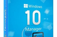 Yamicsoft Windows 10 Manager 3.1.0 + Portable [Latest]
