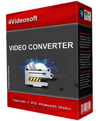 4Videosoft Video Converter 6