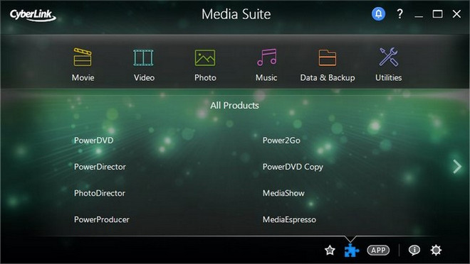 CyberLink Media Suite 14 Ultra