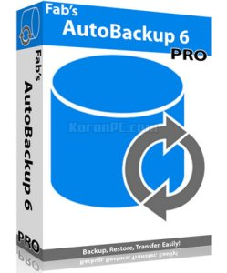 Download Fab's AutoBackup Pro Full