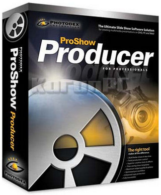 Portable Photodex ProShow Producer