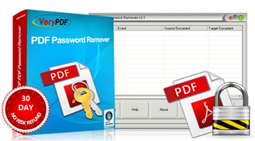 VeryPDF PDF Password Remover 6
