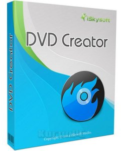 Download iSkysoft DVD Creator Full