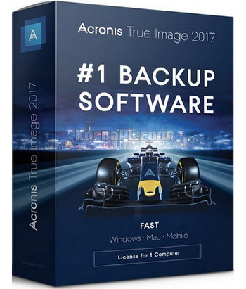 Acronis True Image 2017 New Generation 21.0 Build 6106