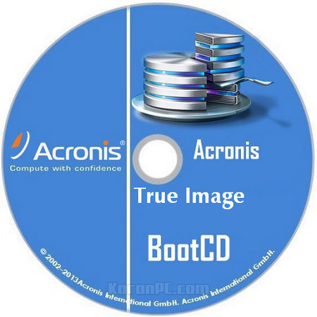 Acronis True Image 2018 Bootable ISO Free Download