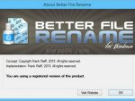 Better File Rename 6.01 [Latest]