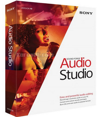 Sound Forge Audio Studio 12 Full Download