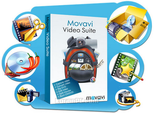 Movavi Video Suite 17 Full Version