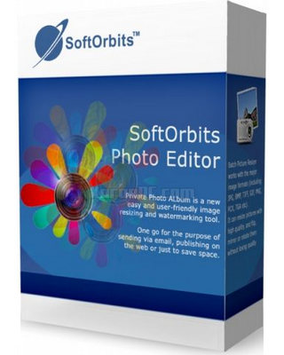 Portable SoftOrbits Photo Editor