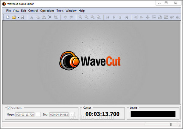 AbyssMedia WaveCut Audio Editor Full Version