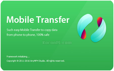 Download AnyMP4 Mobile Transfer Full