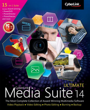 CyberLink Media Suite Ultimate