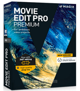 MAGIX Movie Edit Pro 2019 Premium Incl. Content Pack