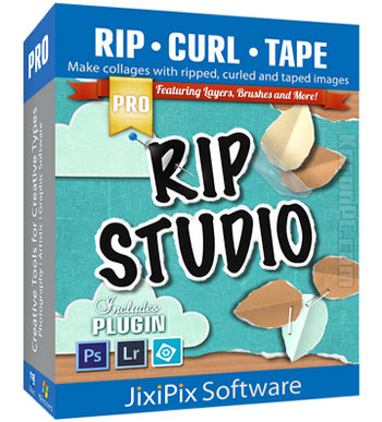 JixiPix Rip Studio Pro Full Version