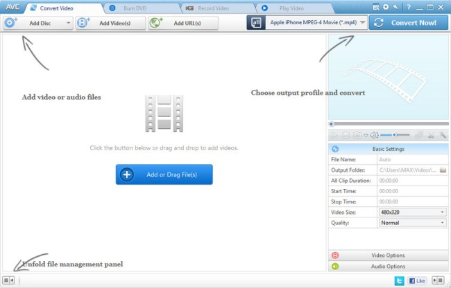 Any Video Converter Ultimate Key