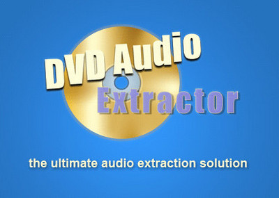 DVD Audio Extractor Full Version