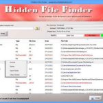 Hidden File Finder 6.0 + Portable [Latest]
