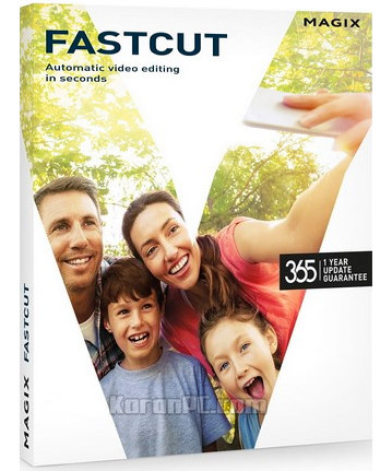 MAGIX Fastcut Plus Full Version