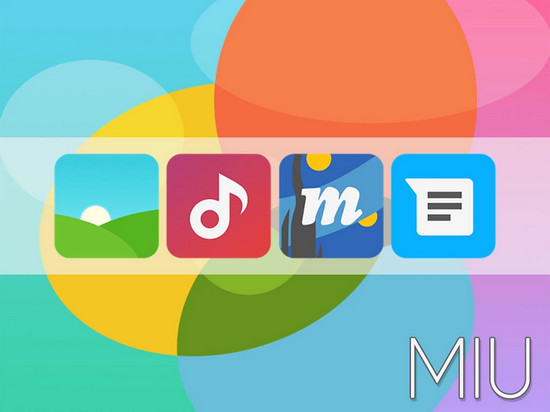 MIUI 8 Style Icon Pack