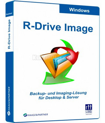 R-Drive Image 6.1 Build 6109 + Portable + BootCD