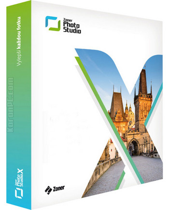Zoner Photo Studio X 19.1703.2.20 Final + Portable