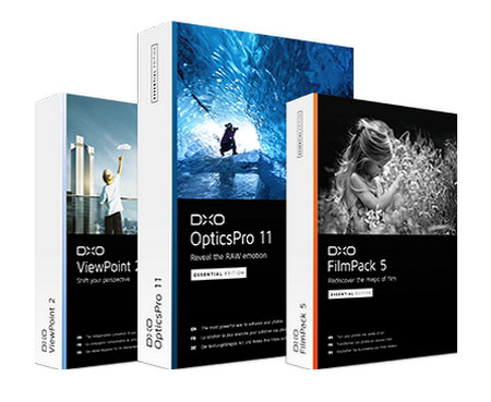 DxO Photo Software Suite 2016 Nov