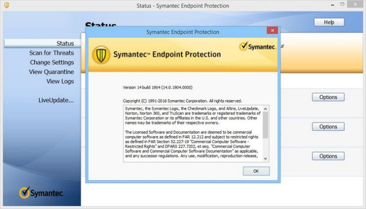 Symantec Endpoint Protection 14.0 Full