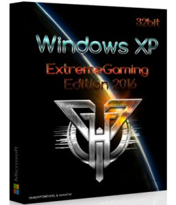 Windows XP Extreme Gaming Edition 2016