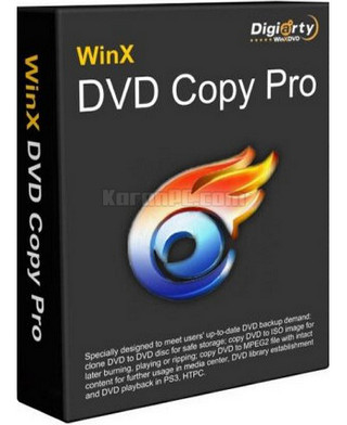 WinX DVD Copy Pro Full Download