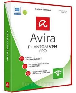 Download Avira Phantom VPN Pro Full