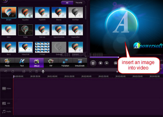 Apowersoft Video Editor Pro Full Version