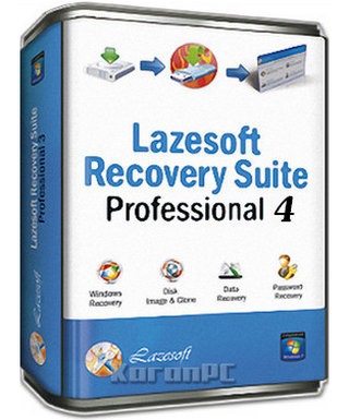 Lazesoft Recovery Suite Professional