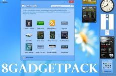 8GadgetPack 29.0 Free Download [Final]