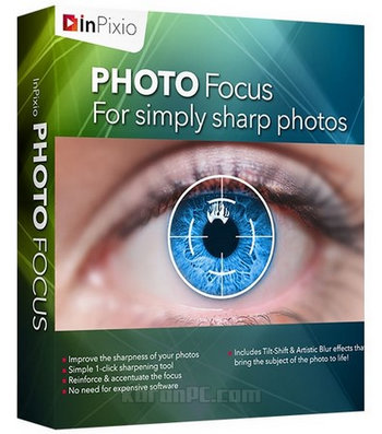 InPixio Photo Focus 3.7.6646 + Portable [Latest]