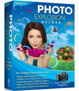 Download Photo Explosion Deluxe 5 Full Version