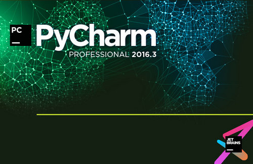 JetBrains PyCharm Professional 2016