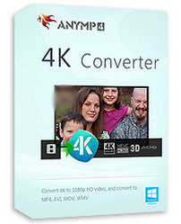 Download AnyMP4 4K Converter Full
